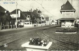 Westende -- Avenue Henri Jaspar.   (2 Scans) - Westende