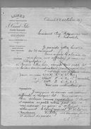 Courrier Laines Canal Fils Tourcoing & Orléans 22-10-1897 - 1800 – 1899