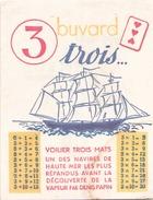 France Buvard Baume Liquide Nitrol ( Pliure, Auréole ) 14 Cm X 10,5 Cm - Produits Pharmaceutiques