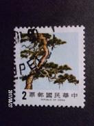 Arbre - 1945-... République De Chine