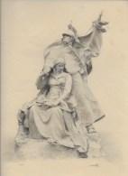 Lithographie De A Grauk - Lithographies