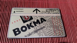 Phonecard Netherlands Private Bokma 306 C (Mint,Neuve) Rare - Privées