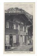 17445 - Guttannen Alkoholftreies Gasthaus Z. Sternen - BE Berne