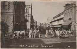 Pakistan - Karachi  - Old Market  - 2  Scan - Pakistan