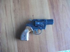 Ancien Revolver D'alarme Mauser K 50 - Armes Neutralisées
