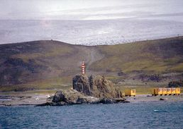 1 AK Antarctica Antarktis * Die Polnische Arctowski-Station Auf Der Insel King George - Zu Den South Shetland Islands * - Ansichtskarten
