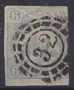 Bayern 1867 6Kr 32 Bamberg (o) Mi.16 - Bavaria