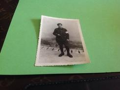 Photos Noir Et Blancs  Militaire Stalag V A - Anonieme Personen