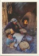 Maroc : Four Au Pain (photo Driss Manchoube) Femme Enfant - Other