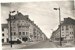 44    SAINT  NAZAIRE      LA  RUE  VILLES  MARTIN   ( CAMION  DROUIN  FRERES ) - Saint Nazaire
