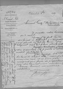 Courrier Laines Canal Fils Tourcoing & Orléans 3-12-1897 - 1800 – 1899
