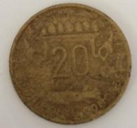 Comores 20 Francs 1964 - Comoros