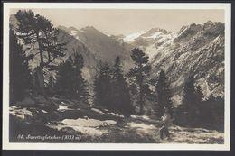 """ITALIE - SUISSE - Carte Postale """"84 Surettagletscher (3033 M)"""" Ed. R. Guler Thusis Suisse - TB - - Italie"""
