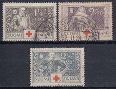 FINLANDIA 1934 Nº 176/78 USADO - Finlandia