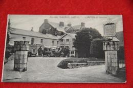 Devon Lynton Royal Castle Hotel + Caleche NV Very Nice - Non Classificati