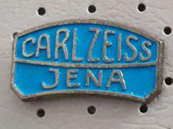 Carl Zeiss Jena Glass Lenses - Marche