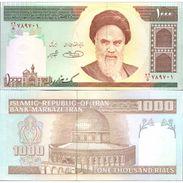 Iran 1000 Rials 1992 - 2010 UNC - Iran