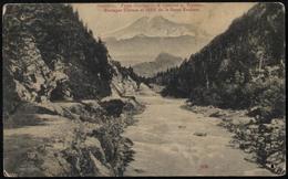 RUSSIA - CAUCASUS - KARACHAY-CHERKESSIA - Montagne Elbrrous Et Defile De La Fleuve Kouban - Russie