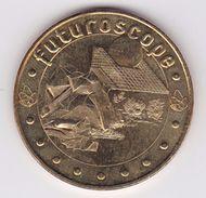 Monnaie De Paris France 2008 - Le Futuroscope - Monnaie De Paris