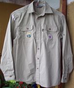 Netherlands Scout Shirt - 3 Patches - Scoutisme