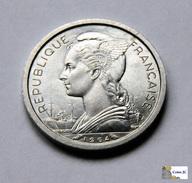 Reunion - 1 Franc - 1964 - Réunion