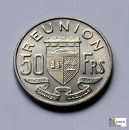 Reunion - 50 Francs - 1962 - Réunion