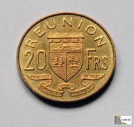 Reunion - 20 Francs - 1964 - Réunion