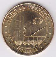 Monnaie De Paris France 2008 - Cité De L'Espace, Toulouse - Monnaie De Paris