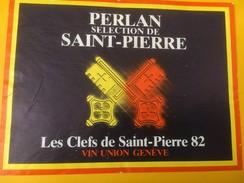 5028 - Perlan Sélection De Saint-Pierre Les Clefs De Saint-Pierre 1982 Genève Suisse - Autres