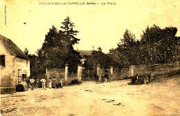 AH 102 / C P A  - VILLAINES-LA-CARELLE   -    (72)  LA PLACE - Autres Communes