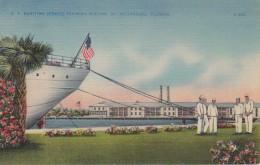 Florida St Petersburg United States Maritime Training Center