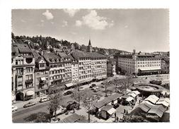 Suisse: St. Gallen, Marktplatz (17-1543) - SG St. Gallen
