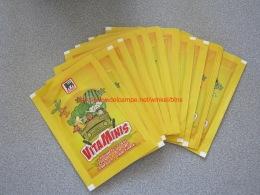 Vitaminis 11 Pochettes - 11 Zakjes - Trading Cards