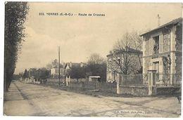 YERRES - Route De Crosnes - Yerres