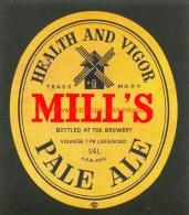Mill's - Pale Ale - Health And Vigor - Bier