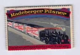 Radeberger Pilsner - Raderberger Exportbierbrauerei Radeberg - Cinderellas