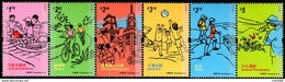 Hong Kong - 2017 - Outdoor Fun - Mint Stamp Set - 1997-... Région Administrative Chinoise