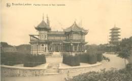 BRUXELLES - LAEKEN - Pavillon Chinois Et Tour Japonaise - Laeken