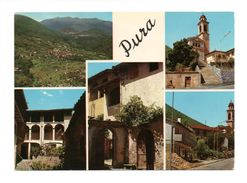 Suisse: Pura, Malcantone, Negozio Ermanno Rossinotti (17-1564) - TI Ticino