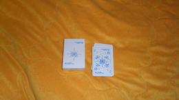 JEU COMPLET DE 54 CARTES PUBLICITE AIR FRANCE. - 54 Cartes