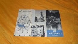 DEPLIANT TOURISTIQUE FRANCE BRETAGNE. / LANDERNEAU FINISTERE... - Tourism Brochures