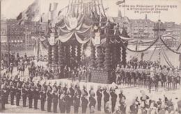 EVENEMENTS - VISITE OFFICIELLE - Visite Pdt Fallières Stockholm - Alfa Laval - 1911 - Empfänge