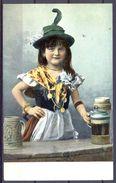BEER ,  CERVEZA , BREWERIANA  , TARJETA POSTAL SIN CIRCULAR - Vestuarios