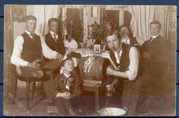 BEER ,  CERVEZA , BREWERIANA  , TARJETA POSTAL SIN CIRCULAR - Fotografía