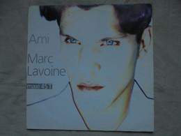 Disque Vinyle Maxi 45 Tours MARC LAVOINE Ami - 45 Rpm - Maxi-Single