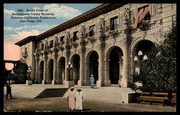 Panama Pacific Expo 1915 Sacramento Valley Building    Ref 2682 - Ausstellungen