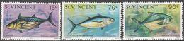 St. VINCENT..1976..Michel # 448-450...MNH...MiCV - 18 Euro. - St.Vincent (...-1979)