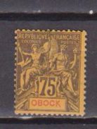 OBOCK          N° YVERT  :   43    NEUF AVEC CHARNIERES  ( Ch  471  ) - Neufs