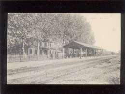 51  Oiry La Gare édit. Paulus Vallois Chemin De Fer Train - France
