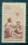 SUISSE PRECURSEUR Pro Juventute Le 10 Rp N Xx De 1912  Rare Et TB. - Pro Juventute